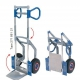 Składane wózki aluminiowe EXPRESSO
