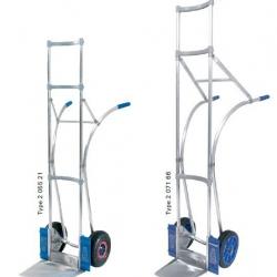 Wózek aluminiowy Expresso - do wysokiego sztaplowania