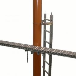 Platforma do pracy na słupie typ PTS-2