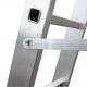 Drabina aluminiowa rozstawno-przystawna wielofunkcyjna 3 elementowa Krause Stabilo