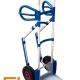 Wózek transportowy aluminiowy taczkowy platformowy Zamiennik EXPRESSO