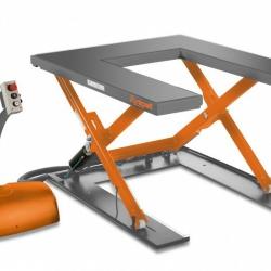 Kompaktowy stół niskiego podnoszenia Unicraft SHT 1001 U