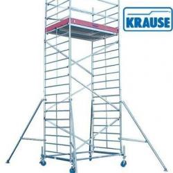 Rusztowanie jezdne aluminiowe Krause PROTEC XXL