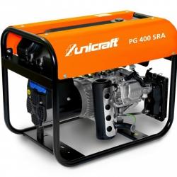 Agregat prądotwórczyUnicraft PG 400 SRA jednofazowy o mocy 2,6 kW