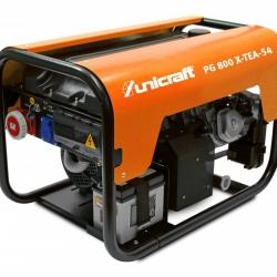 Unicraft PG 800 X-TEA - Profesjonalny agregat prądotwórczy