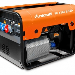 Unicraft PG 1200 X-TEA - Wysokiej jakości agregat prądotwórczy.