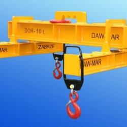 Trawersa uniwersalna TYP TU-H DOR - 10000kg L1-1355 , L2-1380