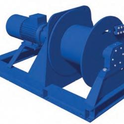 Wciągarka elektryczna typoszereg SB - udźwig do 37000 kg