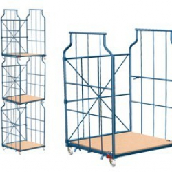 Corletta standardowa 1300 - nieograniczona możliwość transportowania różnorodnych towarów.