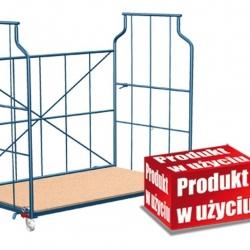 Corletta standardowa 2000 - nieograniczona możliwość transportowania różnorodnych towarów