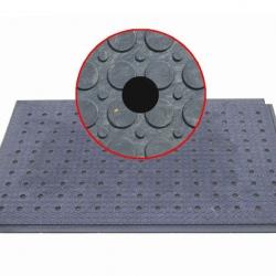 Podłoga perforowana - udźwig do 1 tony na 1 dm²
