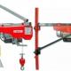 Minor P-200 - Kompaktowa wciągarka budowlana, linowa elektryczna