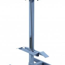 Spęczarka do blachy, model SS 18 FD