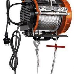 Wciągarka elektryczna linowa Unicraft ESW 800