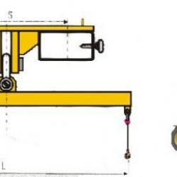 Trawersy - nakładki na widły wózka z trawersami