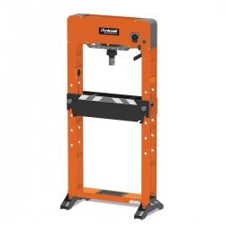 Hydrauliczna prasa warsztatowa WPP 30 BPH TOP, 700 bar, nacisk 30 t