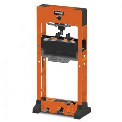 Hydrauliczna prasa warsztatowa WPP 50 BPF TOP, 700 bar, nacisk 50 t