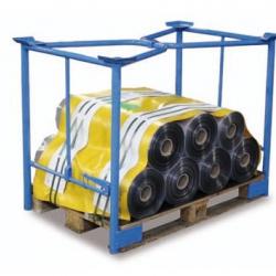 Nadstawka paletowa z klamrą typ 65 K, udźwig do 1500 kg