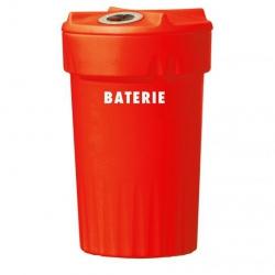 Pojemniki na odpady segregowalne CAN COLLECTOR I TIDYTOP