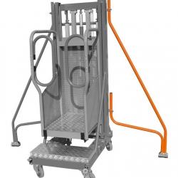 Podnośnik osobowy Up lift 5 - 120, wysokość robocza 5m