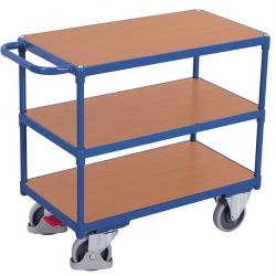 Wózek stołowy z 3 półkami udźwig do 500 kg