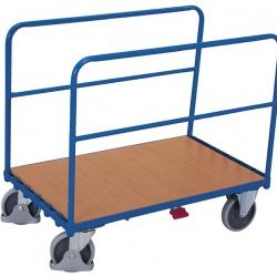 Wózek do transportu płyt, 2 pałąki, 500 kg udźwigu, 2 modele