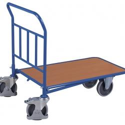 Wózek marketowy C+C, udźwig do 500 kg, 2 modele