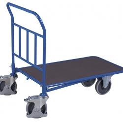 Wózek dla sklepu i hurtowni, udźwig do 500 kg, 3 modele, C+C