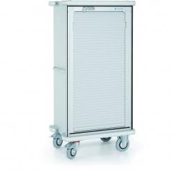 Wózek, szafka szpitalna z roletą model W 105