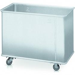 Wózek skrzynia do transportu przedmiotów szpitalnych, model W 181 N