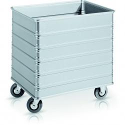 Skrzynia szpitalna do transportu przedmiotów, udźwig 230 kg, model W 182 N