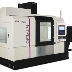 Frezarka numeryczna CNC F 310 HSC OPTIMUM / 400 V / Siemens 828D / 31,4 kW