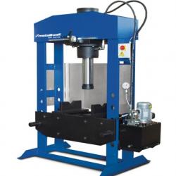 Prasa warsztatowa hydrauliczna WPP 160 HBK D 1500 METALKRAFT