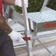 BEZPIECZNA PLATFORMA aluminiowa Mod. PLS