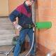 Wiertnica diamentowa do pracy na sucho ETN 152/3P