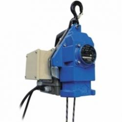 Wciągnik Minifor TR10 z liną syntetyczną - Minifor SY Textile