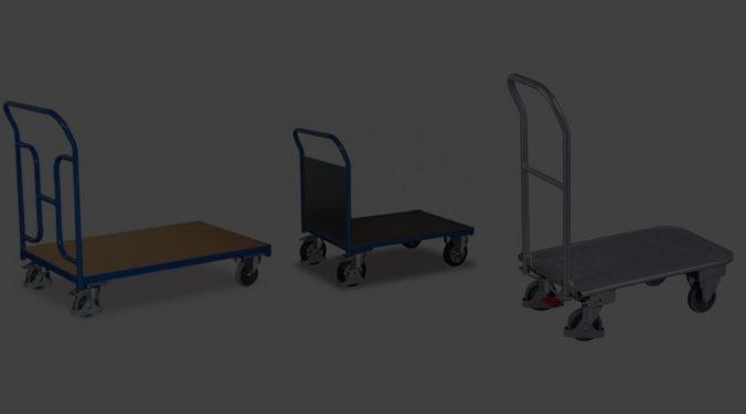 Wózek transportowy, 40 modeli ogólnego przeznaczenia