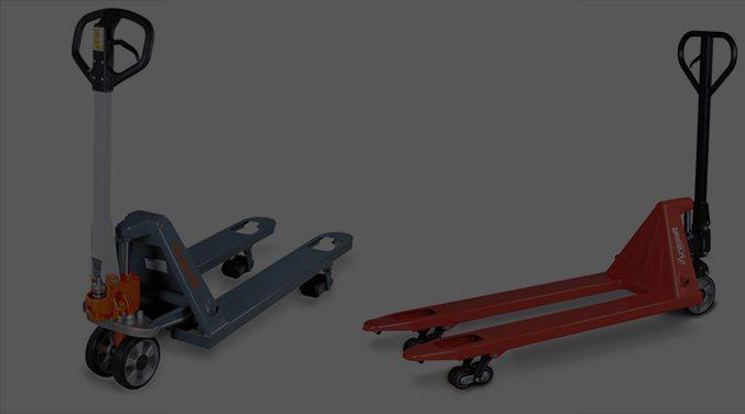 Wózki paletowe Unicraft, szybki i sprawny transport