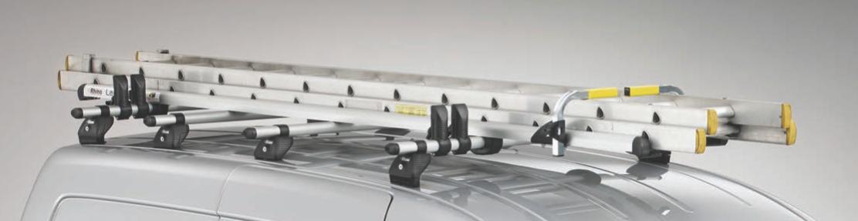 Ladder Stow 4 - Manualna prowadnica drabinowa, do szybkiego i bezpiecznego ładunku rozładunku drabin.