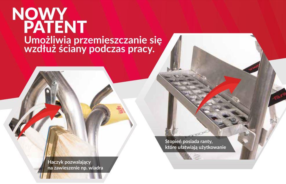 PPP PLASTERS - Painters Platform, Platforma dla malarzy i tynkarzy