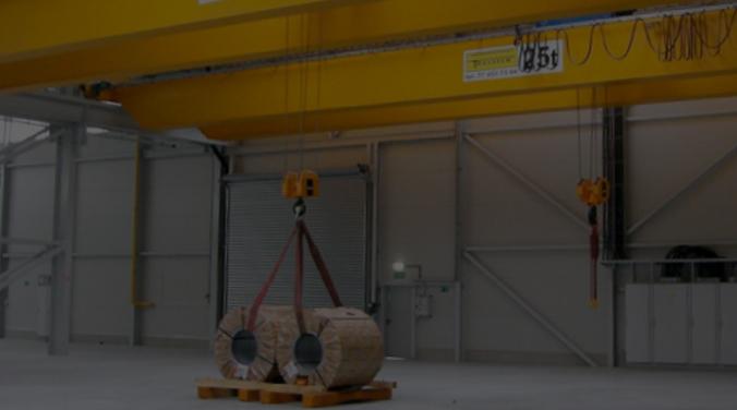Unoszenie konstrukcji stalowych od 500 kg do 10 t