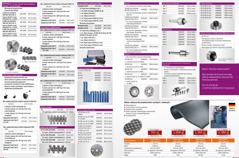 Katalog promocyjny optimum 2019