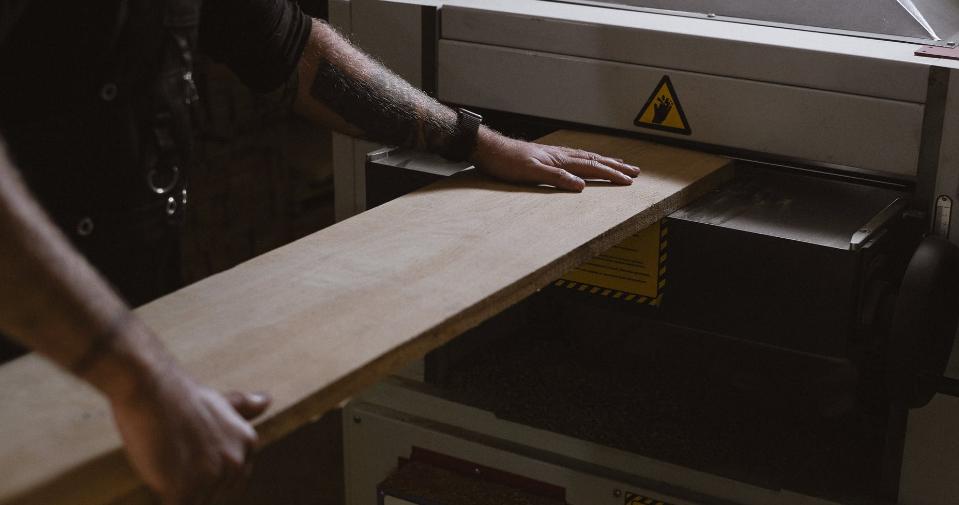 Obróbka drewna - odpowiednio dobrany materiał to podstawa