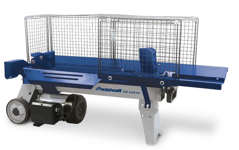 HSE 5-520 KH - Łuparka do drewna opałowego 5t