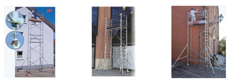 Dotacja ZUS BHP na Rusztowania aluminiowe, stalowe, elektryczne