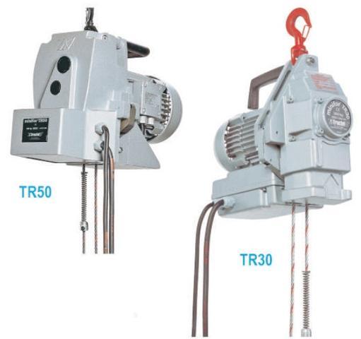 MINIFOR TR10 - TR30 - TR30S - TR50